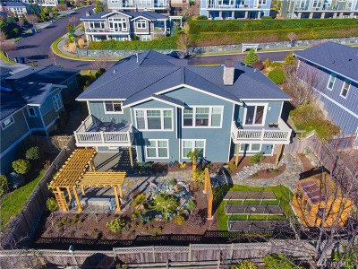 Anacortes Single Family Home Sold: 5203 Maritime Ct
