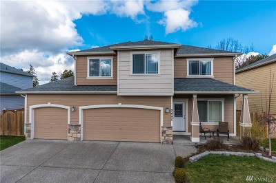 Oak Harbor Single Family Home Sold: 2490 SW Navigator Lp