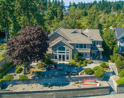 Gig Harbor Single Family Home For Sale: 10912 Moorelands St NW