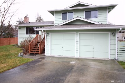 Oak Harbor Single Family Home Sold: 872 SW SW Kingma Ct