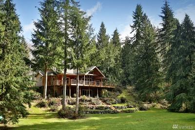 Langley Single Family Home Sold: 5155 Zig Zag Lane