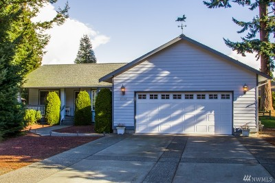 Blaine Single Family Home Sold: 8108 Quinault Rd