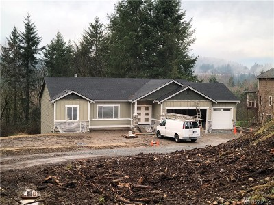 Orting Single Family Home For Sale: 14714 228th Ave E