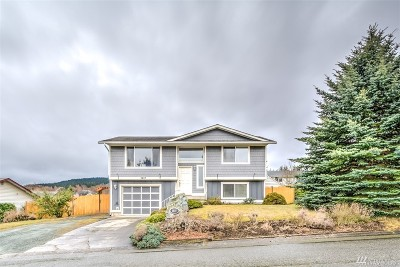 Anacortes Single Family Home Sold: 1917 38th St