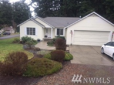 Coupeville Single Family Home Sold: 992 NE Pennington Lp