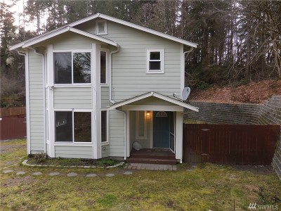 Mason County Single Family Home Sold: 50 NE Sandra Lane