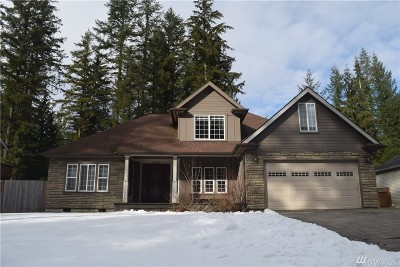 Maple Falls Single Family Home Sold: 2121 Fall Valley Lane