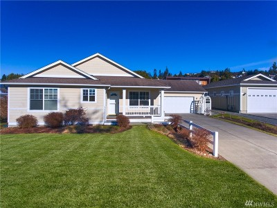 Anacortes Single Family Home Sold: 5212 Doon Wy
