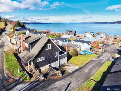 Langley Single Family Home Sold: 4343 Wateredge Dr