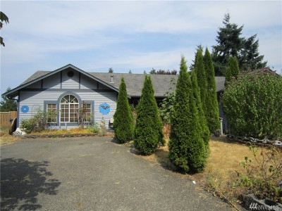 Pierce County Single Family Home For Sale: 1919 150th St S