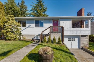 Oak Harbor Single Family Home Sold: 366 SE O'leary St