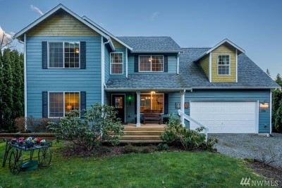 Sedro Woolley Single Family Home Sold: 430 Rainbow Dr
