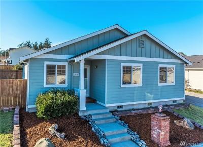 Oak Harbor Single Family Home Sold: 1007 NE Cordero Place