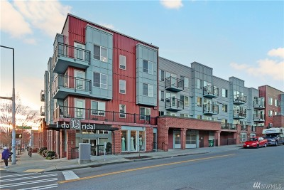 Condo/Townhouse Sold: 424 N 85th St #314