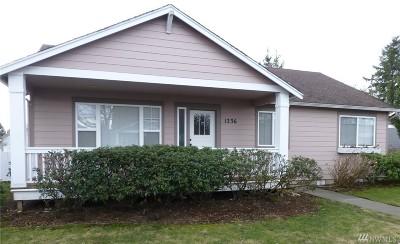 Lynden Single Family Home Sold: 1236 Elm Street