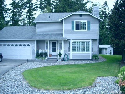 Oak Harbor Single Family Home Sold: 1982 Fiver Place