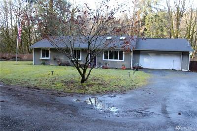 Mason County Single Family Home Sold: 1175 NE Mission Creek Rd