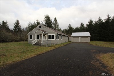 Winlock Single Family Home For Sale: 343 Minkler Rd