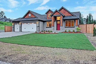 Stanwood Single Family Home Contingent: 17014 61st Dr NW
