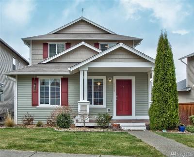 Mount Vernon Single Family Home Sold: 5369 Timberridge Dr