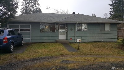 Mason County Single Family Home Sold: 1737 Pioneer Wy