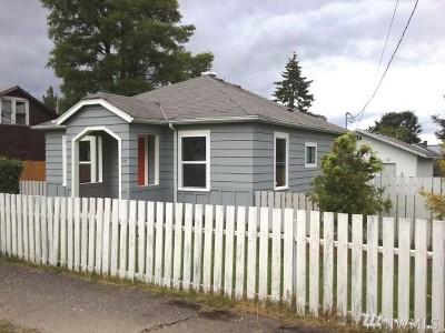 Mason County Single Family Home Sold: 420 Ellinor Ave