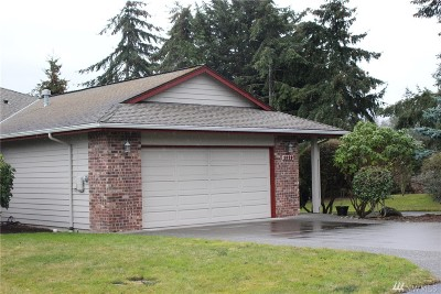 Anacortes Single Family Home Sold: 1819 Creekside Place