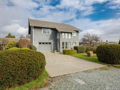 Anacortes Single Family Home Sold: 1406 30th St