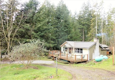 Freeland Single Family Home Sold: 5203 Mutiny Bay Rd