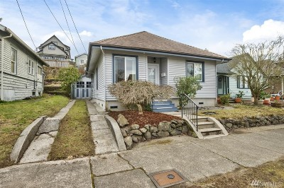 Single Family Home Sold: 1525 8th St