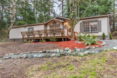 Coupeville Single Family Home Sold: 606 Race Rd