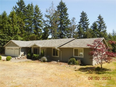 Thurston County Single Family Home For Sale: 7410 Puget Beach Rd NE
