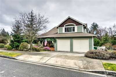 Anacortes Single Family Home Sold: 3702 Cedar Glen Wy