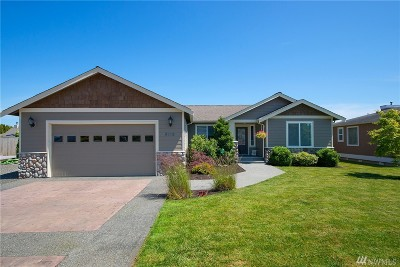 Blaine Single Family Home Sold: 8268 Snohomish Rd