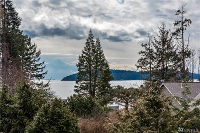 Anacortes Single Family Home Sold: 4504 Anaco Beach Rd