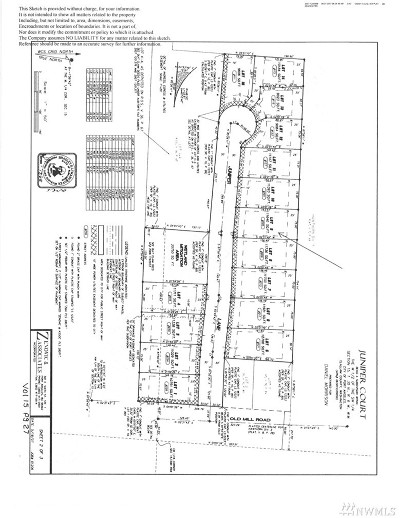 Residential Lots & Land For Sale: 205 Juniper Lane