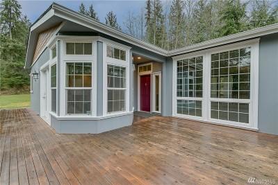 Mount Vernon Single Family Home Sold: 16103 Mountain View Rd
