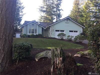 Mason County Single Family Home Sold: 861 E Old Ranch Rd