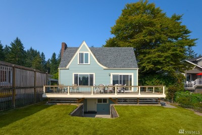 Poulsbo WA Single Family Home For Sale: $675,000