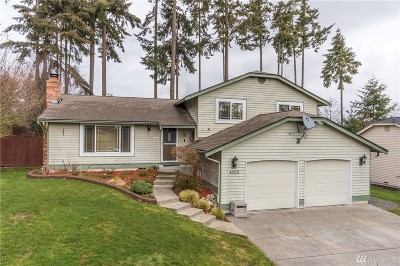 Oak Harbor Single Family Home Sold: 1826 NW 2nd Ave