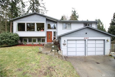 Oak Harbor Single Family Home Sold: 4107 Noble Place
