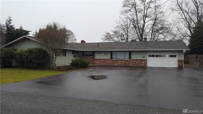 Sedro Woolley Single Family Home Sold: 21219 Plaza Dr