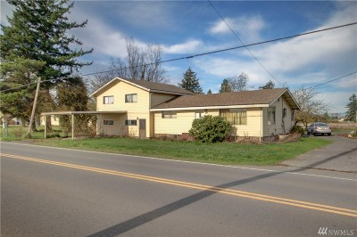 Nooksack Single Family Home Sold: 503 E Madison St