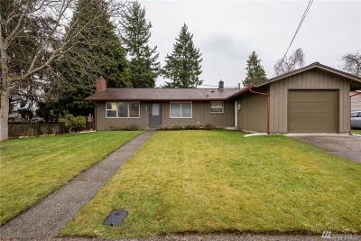 Mount Vernon Single Family Home Sold: 800 N 21st St
