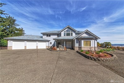 Port Ludlow Single Family Home For Sale: 141 White Rock Lane