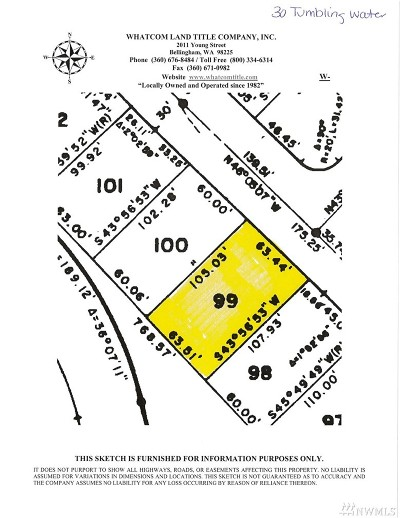 Residential Lots & Land For Sale: 30 Tumbling Water Dr