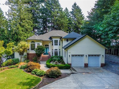 Olympia Single Family Home For Sale: 4308 Eld Lane NW