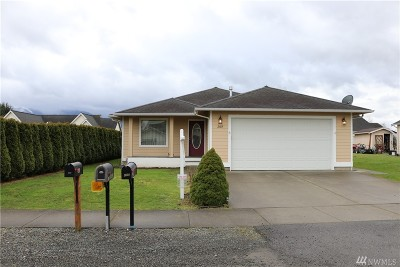 Sumas Single Family Home Sold: 209 Noble St