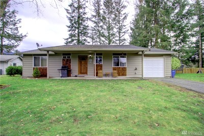 Sedro Woolley Single Family Home Sold: 1011 Calkin Place