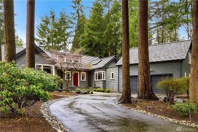 Blaine Single Family Home Sold: 5388 Quail Run Rd
